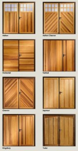 Timber Side Hinged Doors
