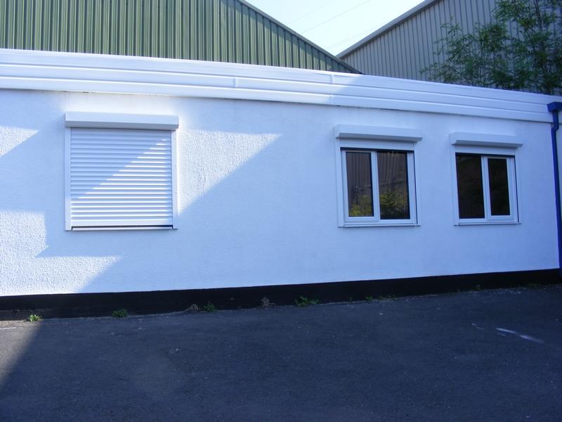 Insulated shutter 05