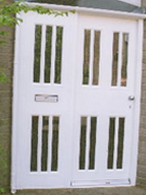 Steel Door 01