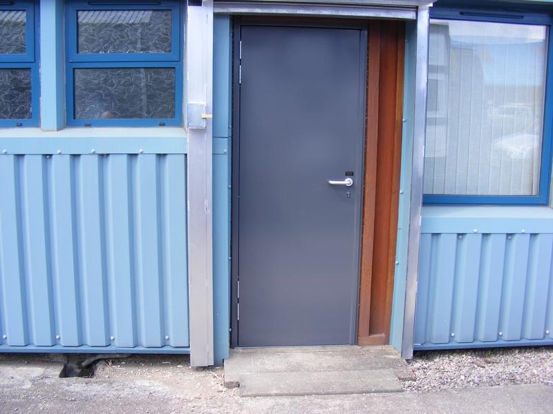 Steel Door 04
