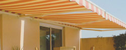 sun canopies and awnings