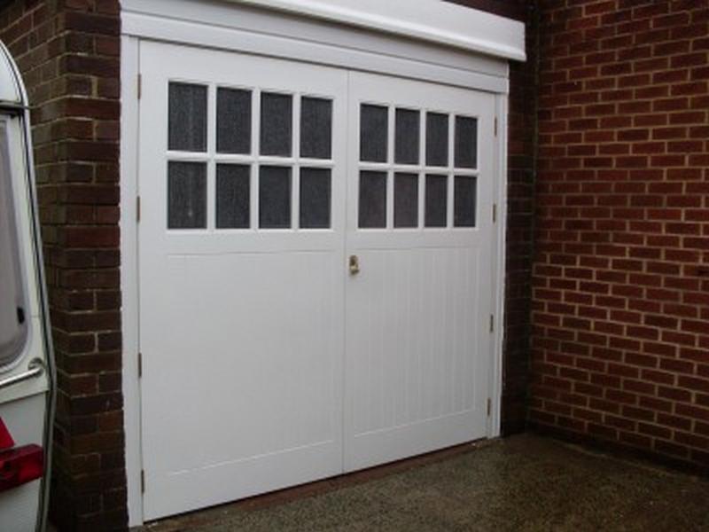Garage Doors And Industrial Shutters In Kidderminster
